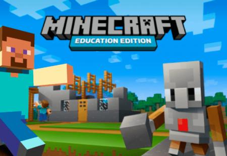 Aprende programación con Minecraft Education