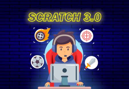 Creación de videojuegos con Scratch 3.0